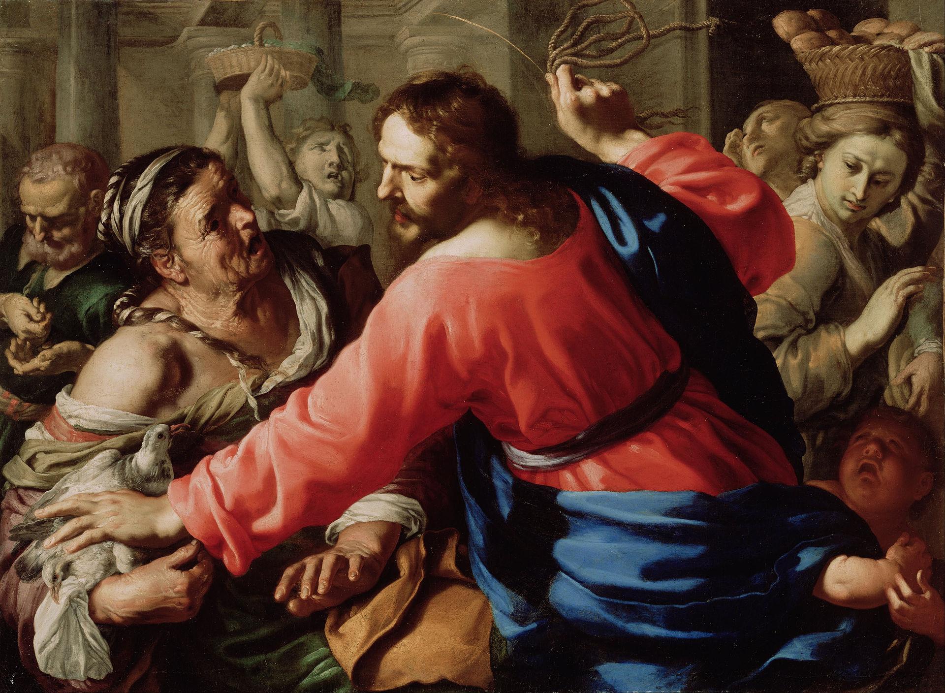 Le scandale du Dieu jaloux