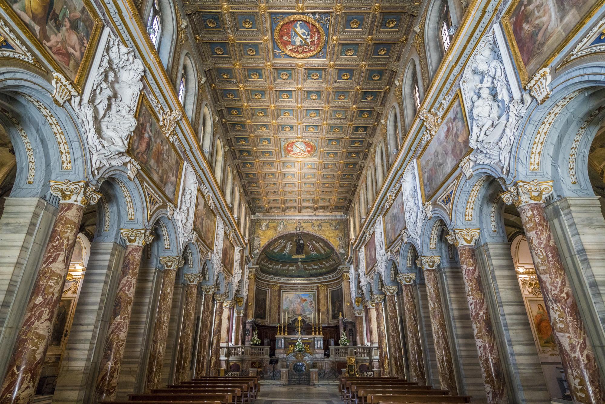 Stations de carême (20/42) : Saint-Marc-l'Évangéliste, là où fut écrit l'Évangile