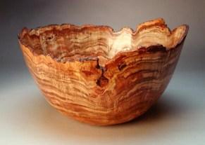 """Chestnut Oak Burl....12"""" dia. x 8"""" tall"""