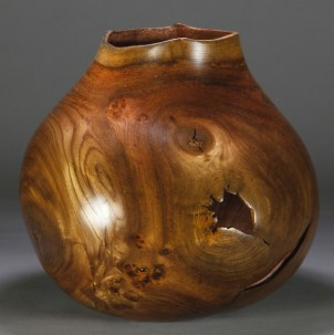 "#23 Rock Elm 12 1/2"" dia. x 10 3/4"" tall"