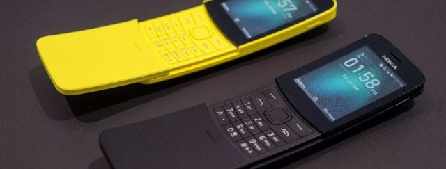 Nokia 8110 845x321 HMD Globals Nokia 8110 4G enabled smartphone is expected to launch in the US in mid summer