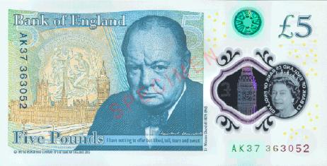 top 5 currencies British Pound