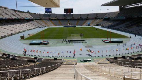 El Estadio Olímpico