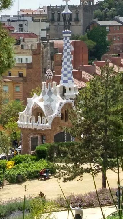 La casa de Gaudí