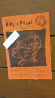 Billy's Friend