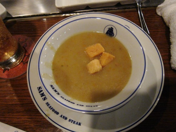 サムズのカレースープ