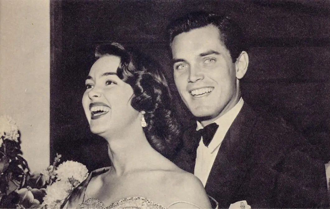 With Barbara Rush A Tribute To Jeffrey Hunter