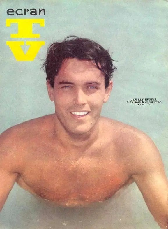 Photo Galleries A Tribute To Jeffrey Hunter