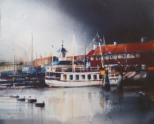 Åmgbåtsbryggan