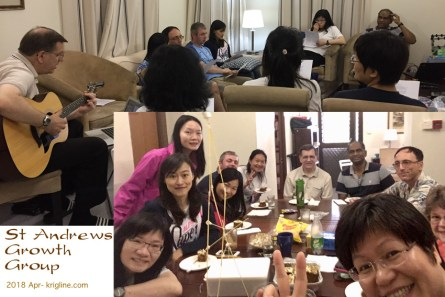 """We got back to HK just in time to join this one-day """"retreat"""" with friends from church. In the selfie at the bottom, teams had to build a tower with dry noodles and a marshmallow -- the ladies' team beat us guys!"""