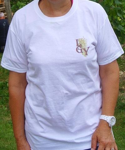 T-shirtLGY-002