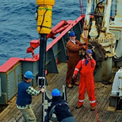 Tracking Trends in Upper Ocean Mixing around Antarctica 400 x 400 px
