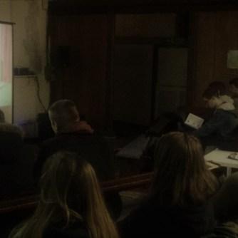 Archbishops at Marlowe Kit Screening 1