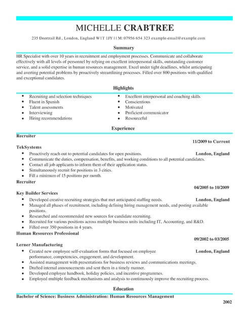 mechanical supervisor resume samples maintenance job resume sample