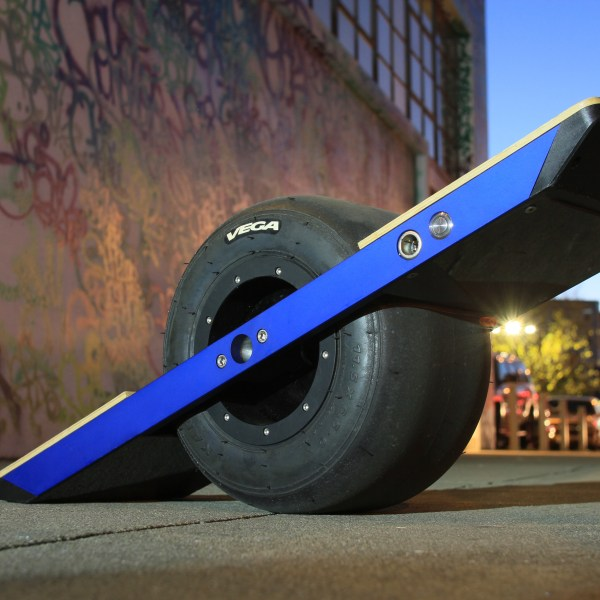 Kyle Doerksen / Maker of the Futuristic Onewheel