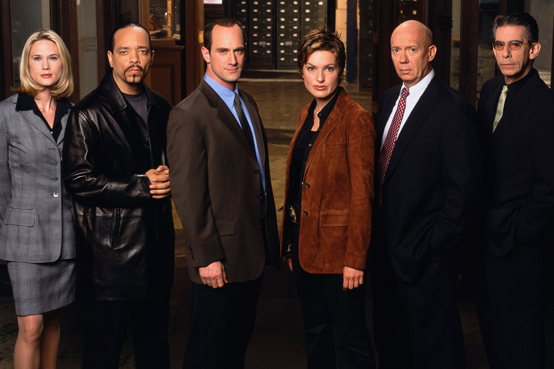 Image result for law and order svu old cast