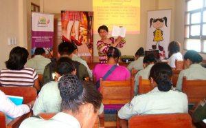Vecinos de Mallasa participan en planes de salud y educativos
