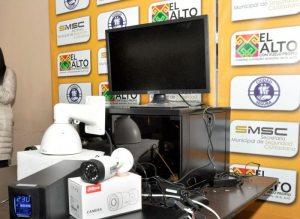 Instalarán 455 cámaras de seguridad en colegios