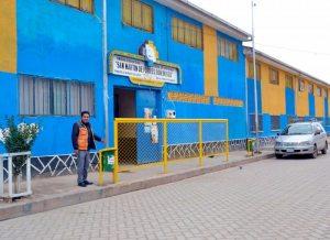 Medidas de seguridad vial cerca de colegios