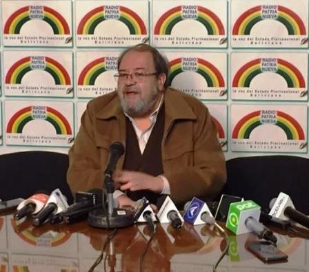 Gobierno restablecerá diálogo previa auditoria a la UPEA