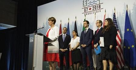 Canadá y sus aliados anuncian inversión histórica en educación para mujeres y niñas