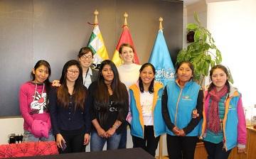 Adolescentes de cuatro países piden mayor calidad educativa, atención diferenciada y más diálogo
