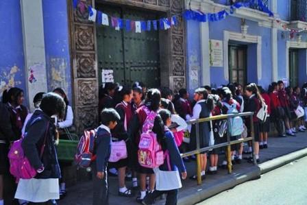 Educación aguarda informes departamentales para posible ampliación del Descanso Pedagógico