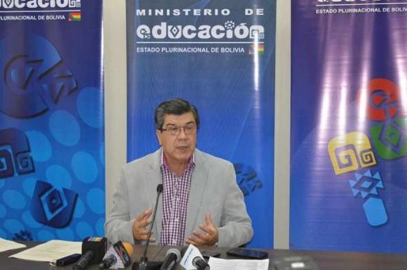 Cortez: Ministros de Educación de la región se interiorizan sobre el modelo educativo de Bolivia