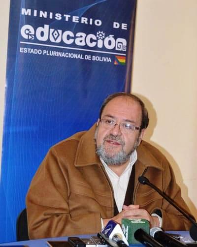 """Aguilar: """"Ningún estudiante debe ser procesado por expresar sus ideas"""""""