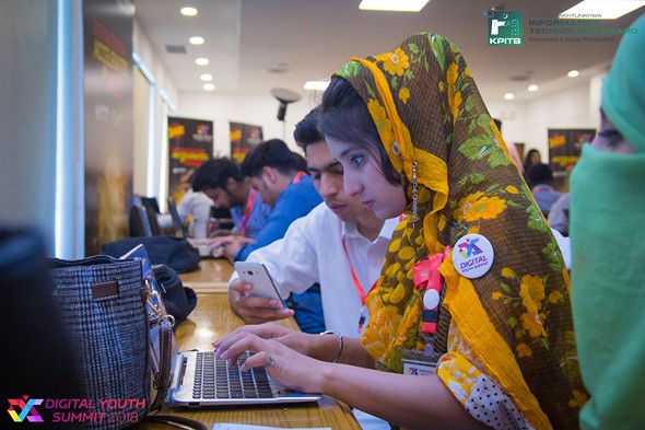 Las competencias digitales podrían abrir numerosas oportunidades económicas para los jóvenes