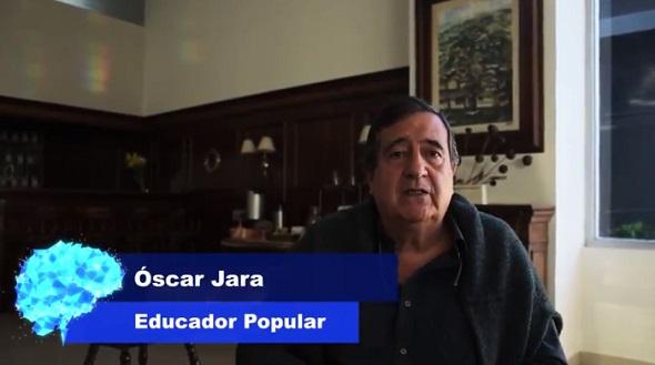 Entrevista:  Óscar Jara. Sobre jornadas de alfabetización Sandinista y sus enseñanzas en paz Colombia