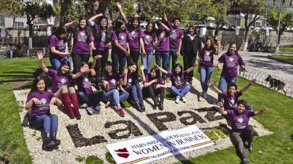 30 emprendedores bolivianos contarán sus ideas en Harvard