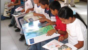 Ministerio de Educación organiza una «Maratón» para celebrar y compartir la lectura