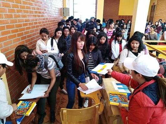 Cerca de mil universitarios de Oruro participan en Taller sobre Tecnología Nuclear