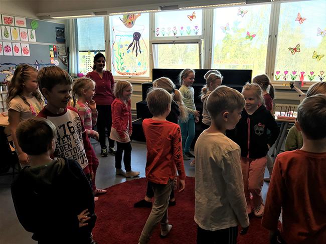 La senda del éxito del sistema educativo de Finlandia