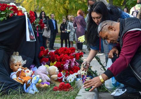 Al menos nueve menores entre las 20 víctimas de la masacre de Crimea