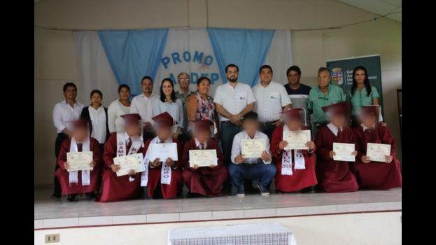 Se gradúan adolescentes del centro Cenvicruz