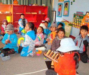 Inscripciones en centros infantiles