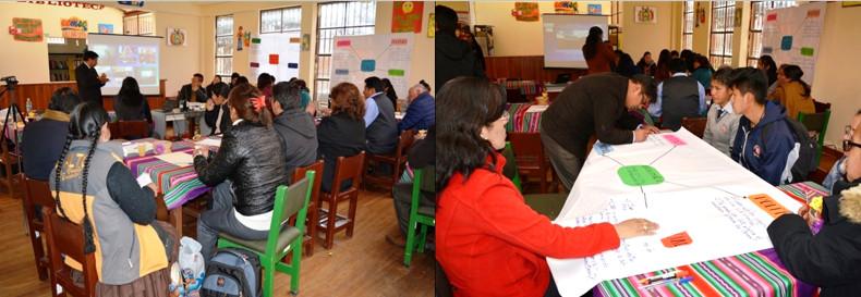 Intercambio de experiencias para el fortalecimiento e implementación del bachillerato técnico humanistico