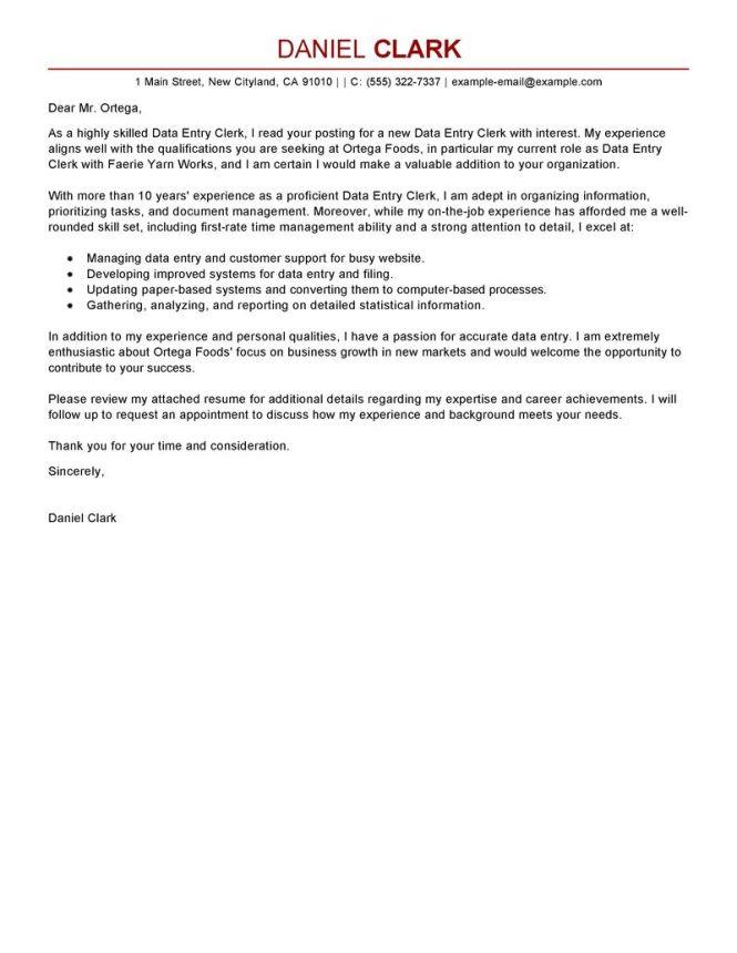 S Ociate Cover Letter