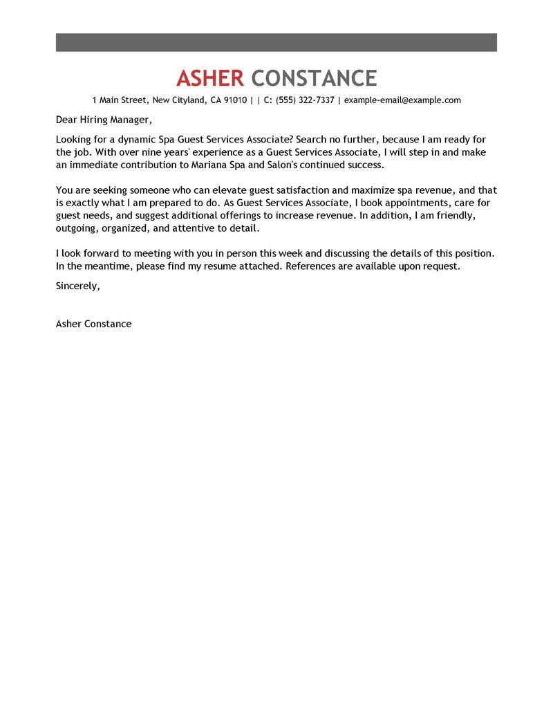 respiratory therapist resume cover letter