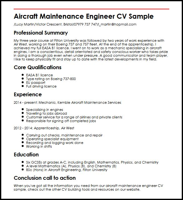 fleet maintenance manager resume sample production with service