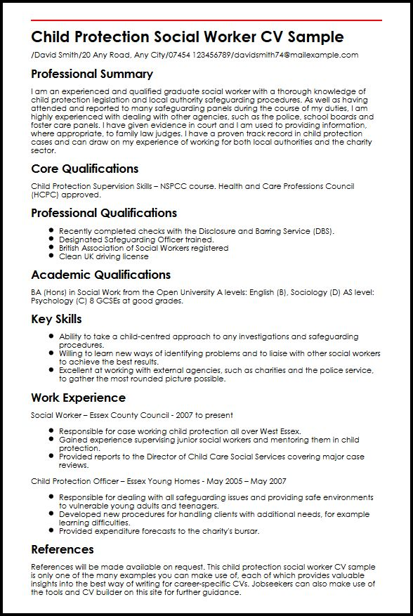 Social Work Resume Layout. 139 Design. Personal Assistant Resume