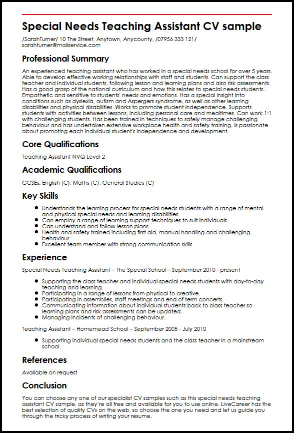 Book Reports Review Ideas Pinterest Special Needs Educator Resume