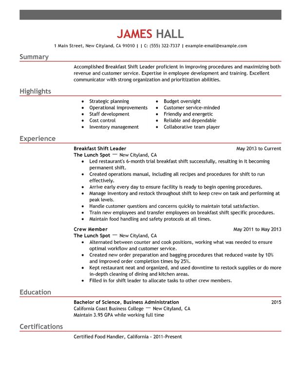 Copy Writing Design Mailing Expert Resume Samples Lead Cook Im