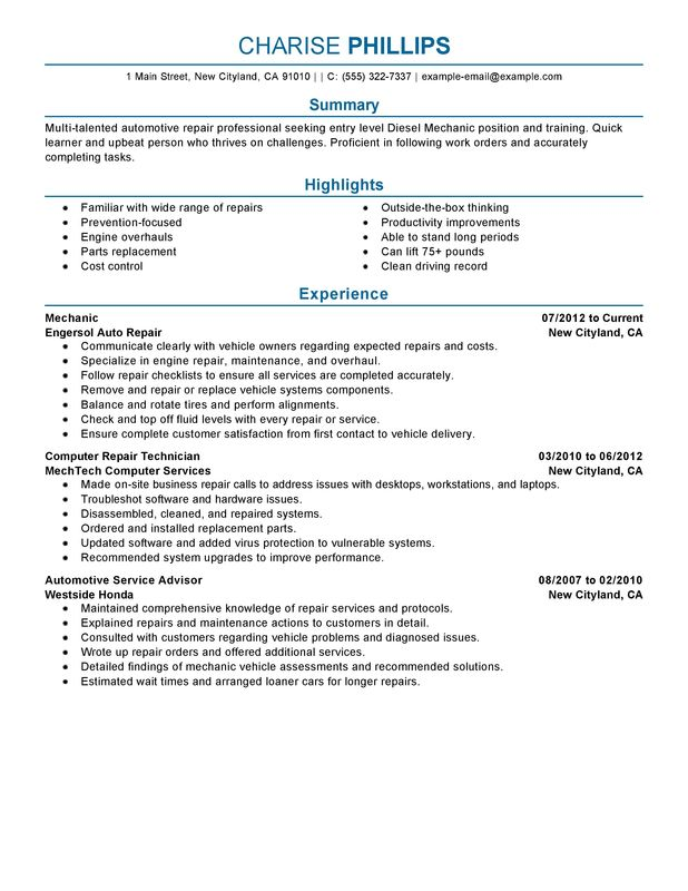 A Perfect Resume Example. Example Resume Perfect Resume Templates