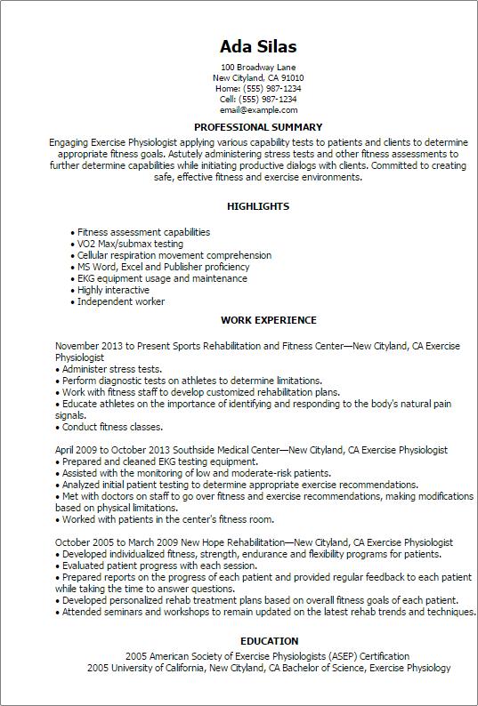 mft intern sample resume