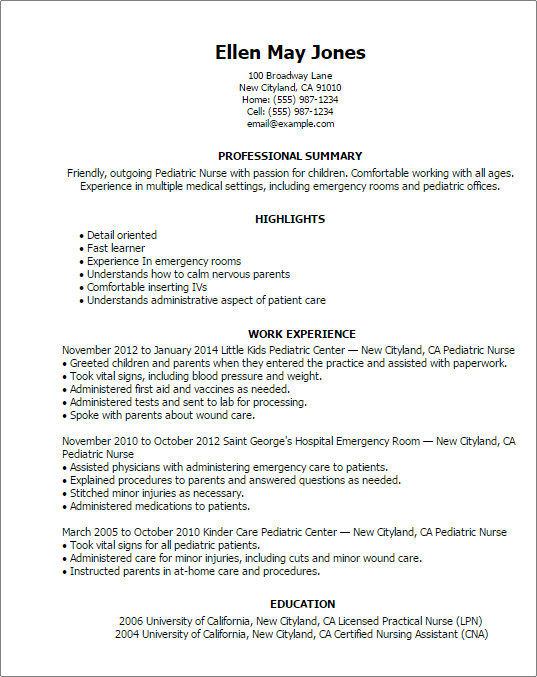 nurse practitioner resume resume objective and intensive care unit on