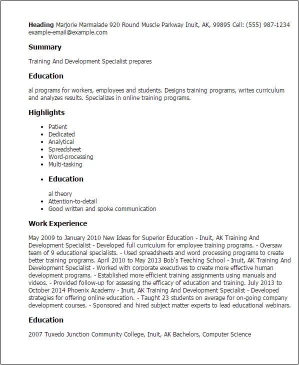 horse trainer templates to showcase your talent horse trainer resume