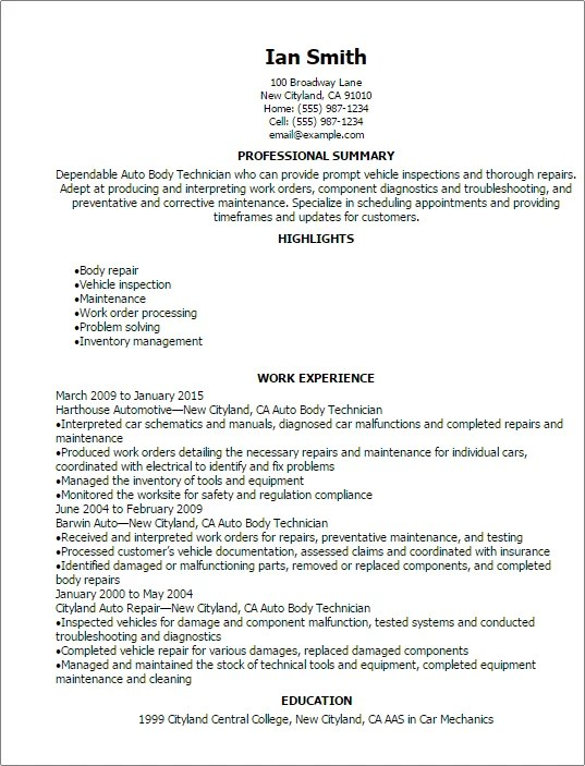 sle resume for automotive general manager 28 images